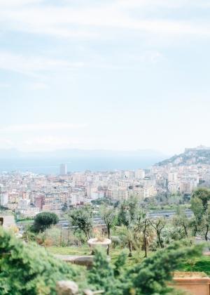 Антон и Олеся Италия Неаполь