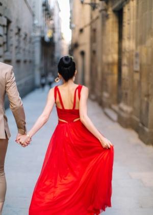 Love Story Испания Барселона