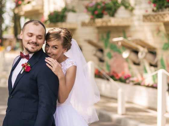 "Виталий и Ирина ""Британия"""