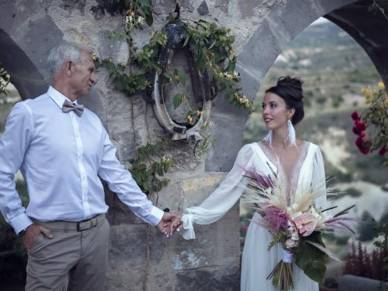 Елена и Александр Каппадокия