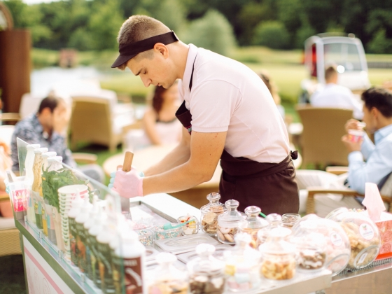 Андрей и Карина Superior Golf resort
