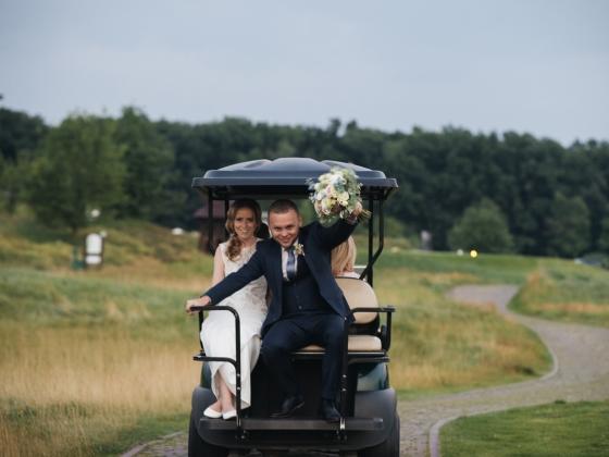 """Сергей и Юлия """"Superior Golf Club"""""""